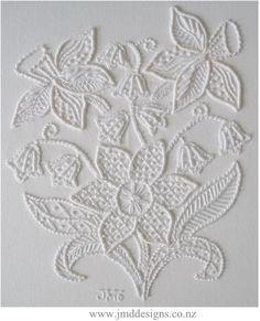 JMD Designs - Daffodils Please - Mountmellick Needlework