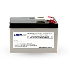 UPC RBC109-UPC Precharged Replacement Battery Pack