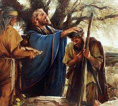 Melchizedek Blesses Abraham