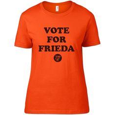BGSU Falcons Vote for Frieda Woman's T-Shirt