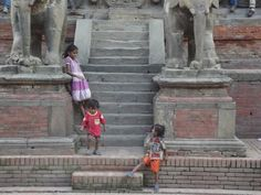 Good morning travelers with a picture of these sweet kids playing in Patan, Nepal - 2012. Wishing you all a smiley happy day and please don't turn your eyes away from Nepal. Here is how we can help http://www.travelthy.com/nepal-earthquake-emergency-how-to�/. Or Share this link for others that can land a helping hand.