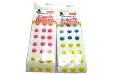 50s candy - NECCO Candy Buttons