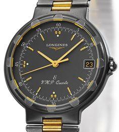 Longines   Conquest V.H.P.   Titan   Uhren-Datenbank watchtime.net