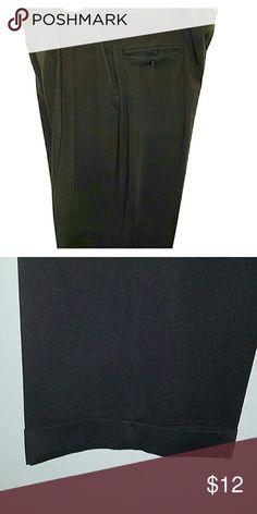 Haggar brown dress pants with cuff size 36x30 Haggar brown dress pants with cuff size 36x30 Haggar Pants Dress