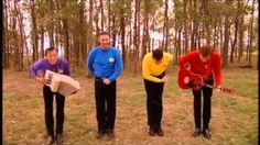 the wiggles rock a bye your bear - YouTube