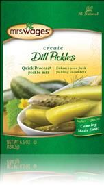 Mrs. Wages Dill Pickles - Mrs. Wages