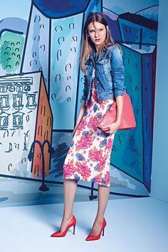 Patrizia Pepe catalogo primavera estate 2015 - Lei Trendy