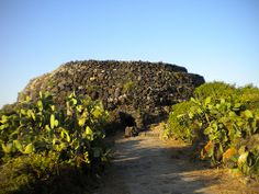 Archeologia Pantelleria sese