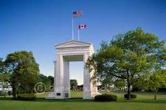 peace arch park wa - Bing Images