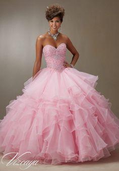 vestidos de colección para Quinceañera