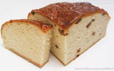 Best Bread Recipe, Bread Recipes, Austrian Recipes, Ciabatta, Vanilla Cake, Banana Bread, Bakery, Goodies, Food And Drink