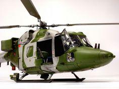 Westland Lynx AH7 1/48 Scale Model