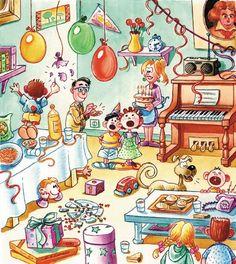 party scene esl - Google Search