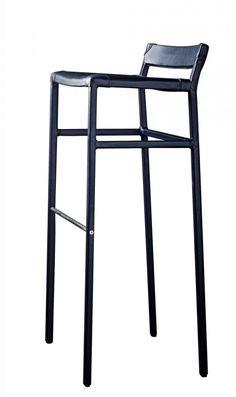 Ochre - Sable bar stool
