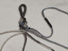 macramè con stile: Friendship Bracelets: Treccia