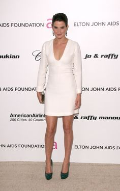 Cobie Smulders.