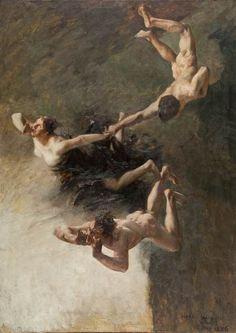 Dans latelier dAlbert Maignan (1845-1908) - Fondation Taylor