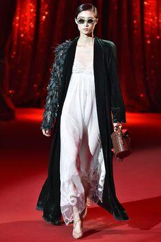 Ulyana Sergeenko Paris Haute Couture Spring Summer 2017 January 2017
