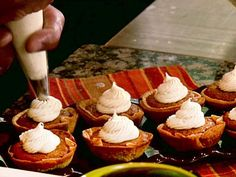 Get Mini Sweet Potato Pies Recipe from Food Network