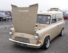 Ford Anglia Van B1 | Flickr - Photo Sharing!