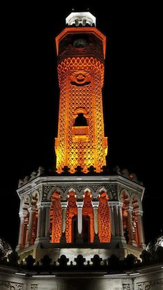 İzmir TURKEY Turkish Delight, Antalya, Wonderful Places, Big Ben, Istanbul, Cool Style, Places To Visit, Europe, Harry Potter