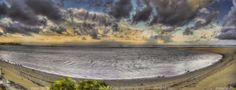 """""""L'étang salé les bains"""" in Reunion Island"""