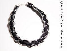 kimoa: collane con zip