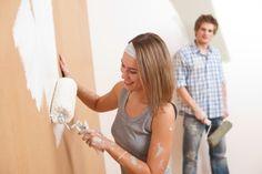 How to Paint Over High Gloss Paint   DoItYourself.com