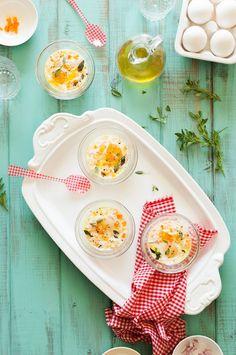Garden Vegetable Eggs Recipe