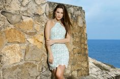 Spring Collection - Vestido Halter - The Color Wear
