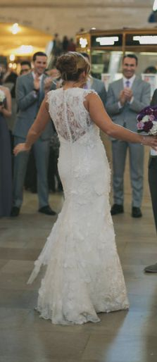 lace back wedding gown Lace Back Wedding Gowns, Wedding Dresses, Illusion, Getting Married, Classic, How To Wear, Beautiful, Women, Fashion