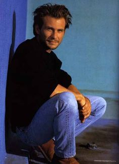 Christian Slater..i have had a crush on him since i was about 14.