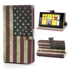 TVC-Mall online wholesale store features cell phone accessories for iPhone, Samsung and more at lowest prices from China. Nokia Lumia 520, Leather Cover, American Flag, Louis Vuitton Damier, Cell Phone Accessories, Mesh, Wallet, Pattern, Stuff To Buy