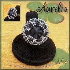 Pattern bijoux: Anello Aurelia