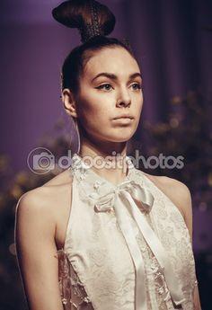 Bridal Fashion Week, Expo, Athens, Greece — Stock Image #62961937
