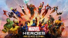 Gamers: Marvel Heroes Omega PlayStation®4 Closed Beta (Couch Co-op too) Begins Today  Gazillion, a leading video game developer and publisher, announced that the closed beta for Marvel Heroes Omega on PlayStation®4 begins today! Inspired in part by popular action-RPGs and massively multiplayer online games, Marvel Heroes Omega ... #playstation