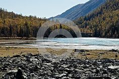 Wolong bay is located in Kanas, Xinjiang, China