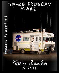 Tom Sachs - SPACE PROGRAM: MARS
