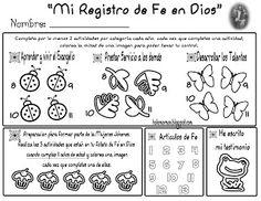 Holamormon2: My Faith in God Record//Mi Registro de Fe en Dios