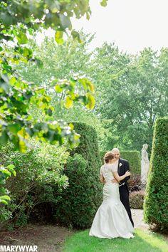 Wedding Photos At Toledo Botanical Garden By Mary Wyar Photography Http Marywyarphotography