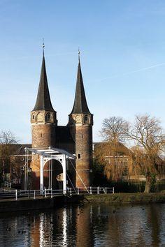 Photodrome.nl - Oostpoort te Delft