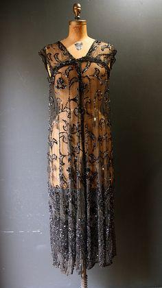 1920s Flapper Dress by lesvintage, via Flickr