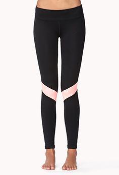 Quiero...NECESITO unos así!! - Forever 21 Workout leggings
