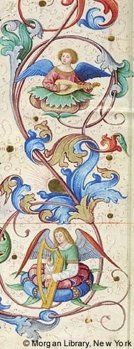 Gradual, MS M.905 I, fol. 209r - Images from Medieval and Renaissance Manuscripts - The Morgan Library & Museum