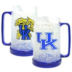 Kentucky Wildcats NCAA Crystal Freezer Mug
