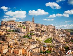 #Matera scopri un posto unico al mondo! #Matera visit this unique place. #Alitalia #destination #travel #Italy #discover