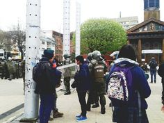 Estudiantes chilenos explicaron motivos de nueva movilización por educación gratuita y de calidad. (Vía: Twitter)