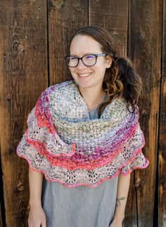 This glorious fade uses six custom shades of Madelinetosh Tosh Sport, all inspired by the 80s and classic movies directed by a *certain* icon that we all know and love. Generously sized and candy-sweet in color, this shawl is made extra squishy by holding two strands of yarn together throughout. Designed by Amy Gunderson. Baby Patterns, Stitch Patterns, Crochet Shawl, Knit Crochet, Baby Shawl, Custom Shades, Circular Needles, Classic Movies, Slip Stitch