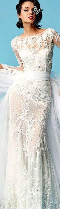 #wedding #dress Zuhair | LBV ♥✤ | KeepSmiling | BeStayElegant