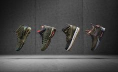 Nike SneakerBoots Holiday 2015 Collection